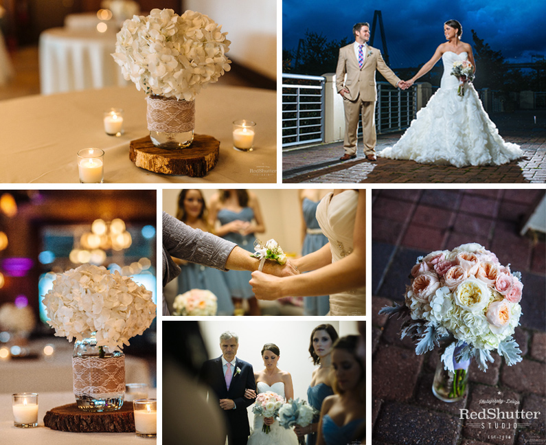 Charleston Florist - Red Shutter Studio wedding photography